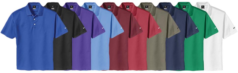 Custom Nike Golf Basic Tech Polo Shirts