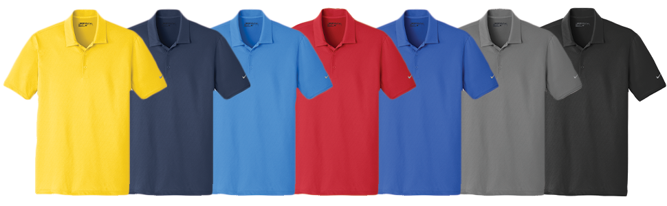 Custom Nike Golf Dri-FIT Legacy Polo Shirt