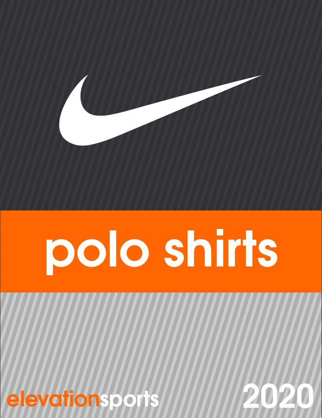 Custom Nike Polo Shirts Catalog