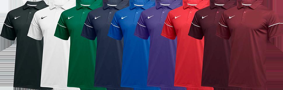 Custom Nike Team Issue Polo Shirts