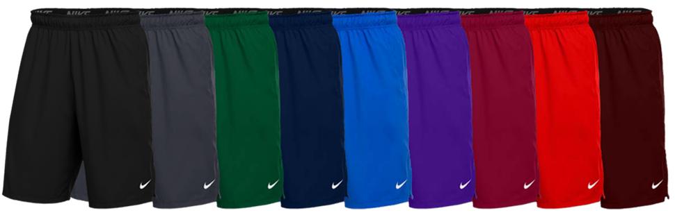 Custom Nike Flex Woven 2.0 Shorts