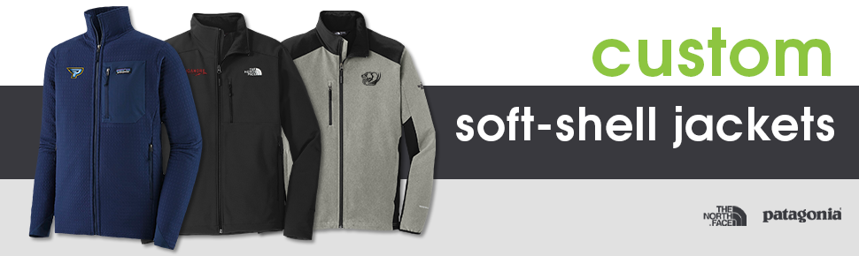 Custom Soft-Shell Jackets