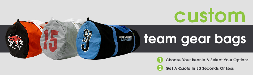 Custom Team Gear Bags