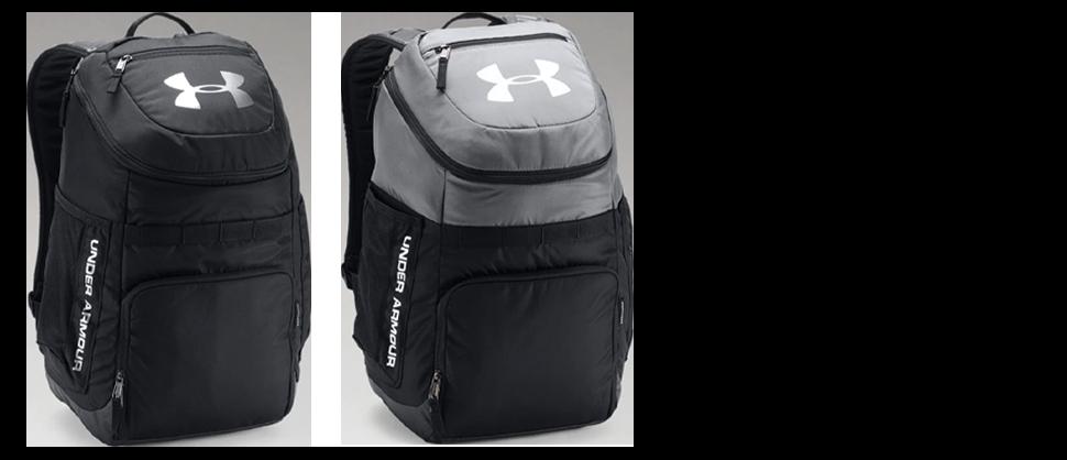 Under Armour Undeniable Custom Backpacks