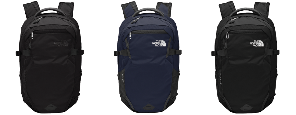 Custom North Face Fall Line Backpacks