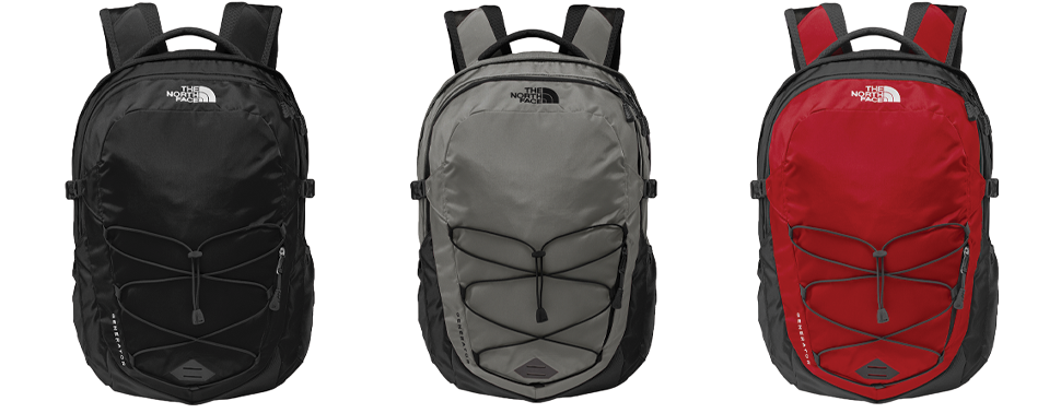 Custom North Face Generator Backpacks