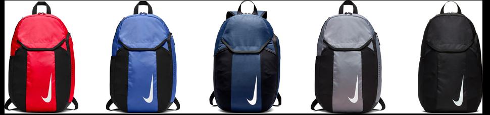 Nike Academy Custom Backpacks