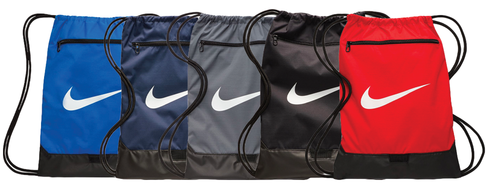 Nike Custom Drawstring Backpack