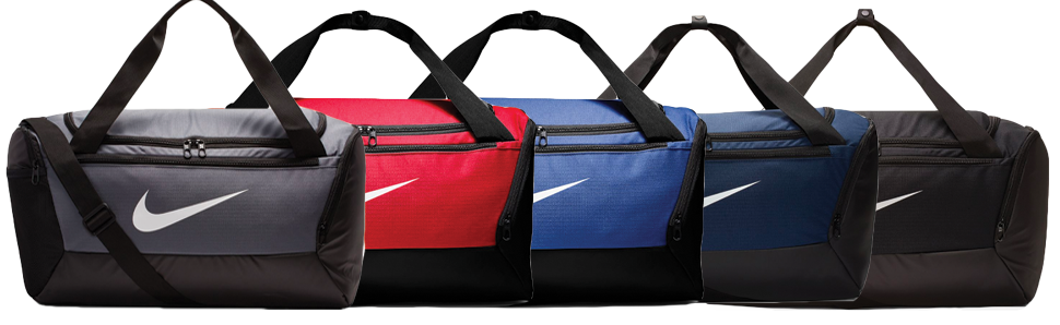 Small Custom Nike Duffel Bags