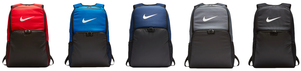 Nike Brasilia Custom Backpacks
