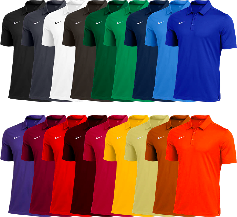 Custom Nike Dry Franchise Polo Shirts
