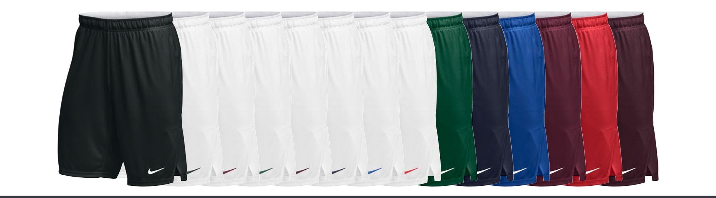 Custom Nike Lacrosse Shorts - Untouchable Speed Core