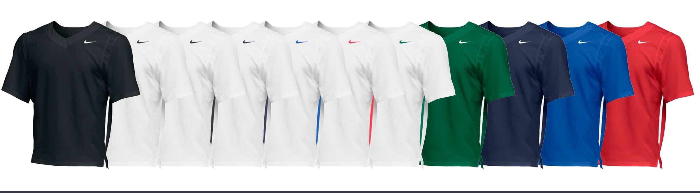 Custom Nike Untouchable Speed Lacrosse Jerseys