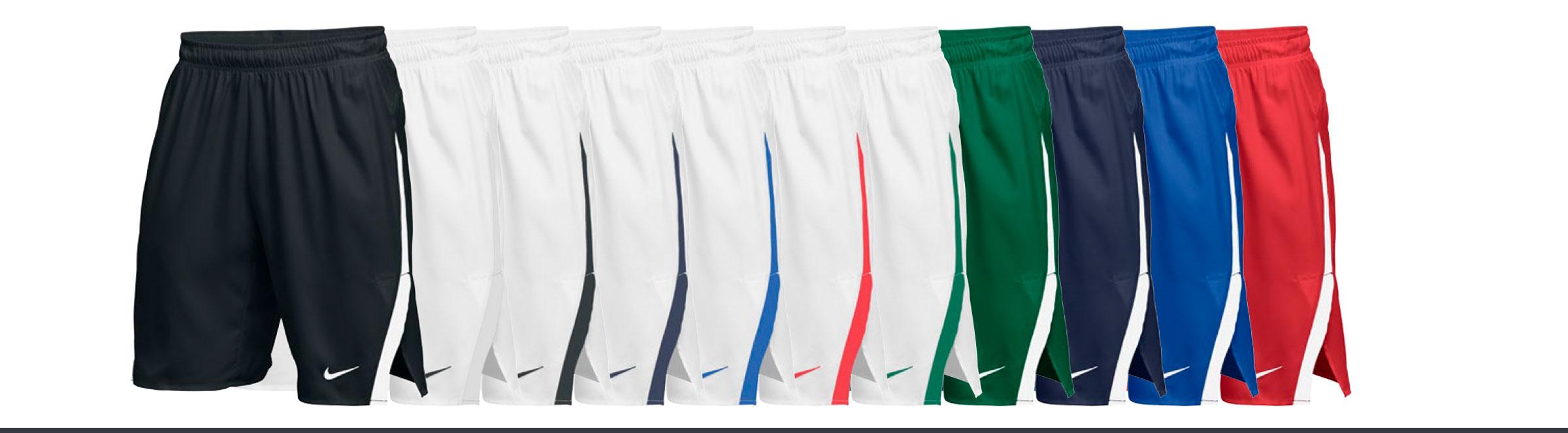 Custom Nike Untouchable Speed Lacrosse Shorts