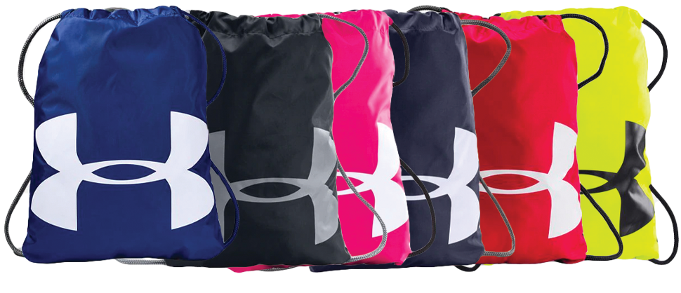 Under Armour Custom Drawstring Backpack