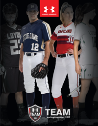 Under Armour Team Catalog - Spring and Summer 2017