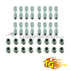 Spindle Stud Kit - Trail Gear - Fits 9/1975 - 1990 4x/5x/6x/7x & 79-85 PU/4Runner (1 Required per Axle) (HUB140050-1-KIT)
