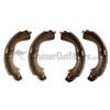 BR60011 - Rear Brake Shoes - Fits 7/1980-12/94 4x/6x/7x/80 & 1/1990-7/99 7x Series w/Rear w/OE Drum Brake
