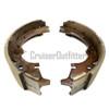 Rear Brake Shoes - LJ7X Prado (BR26121)