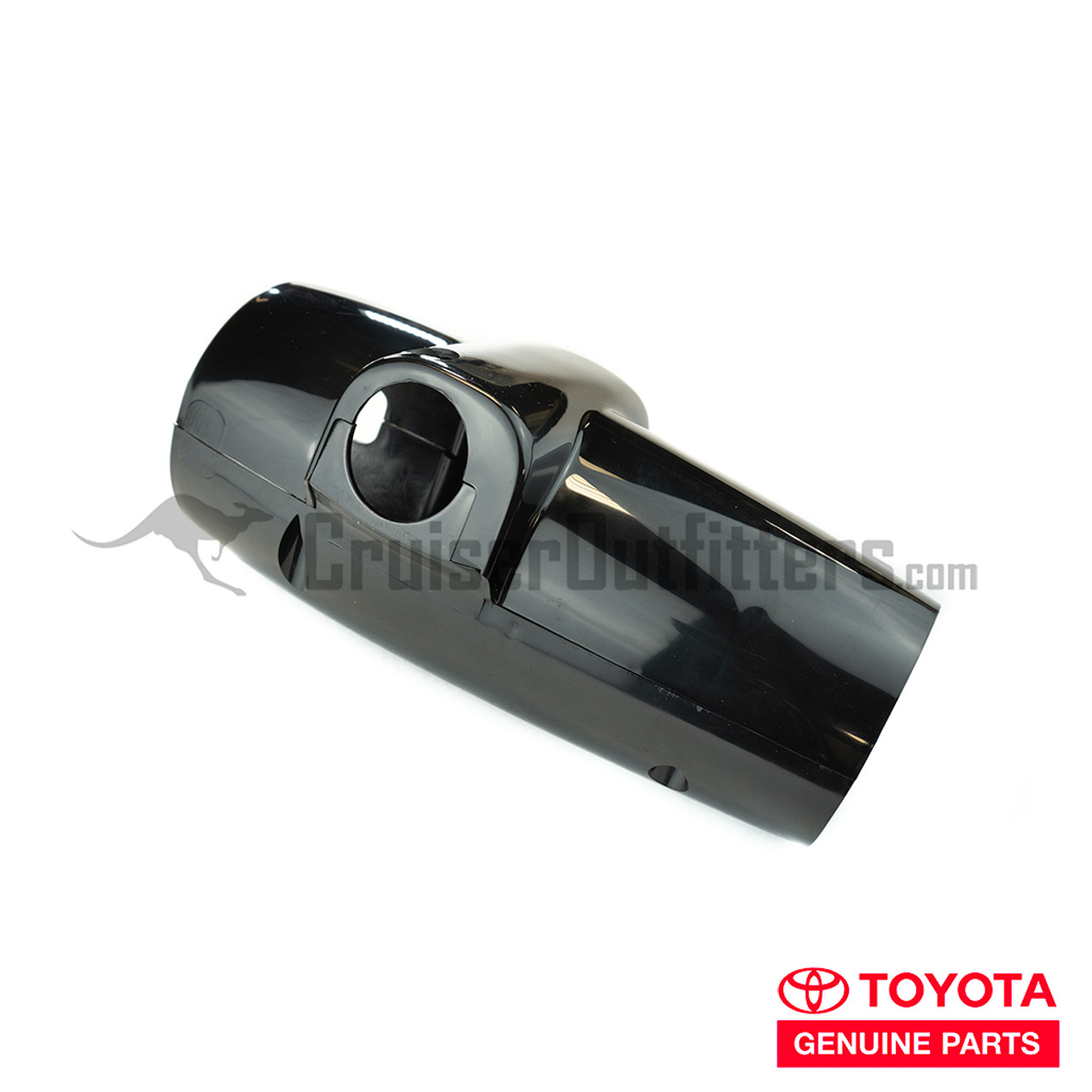 Steering Column Cover - OEM Toyota - Fits 1972 - 1984 4x Series (INT60909)