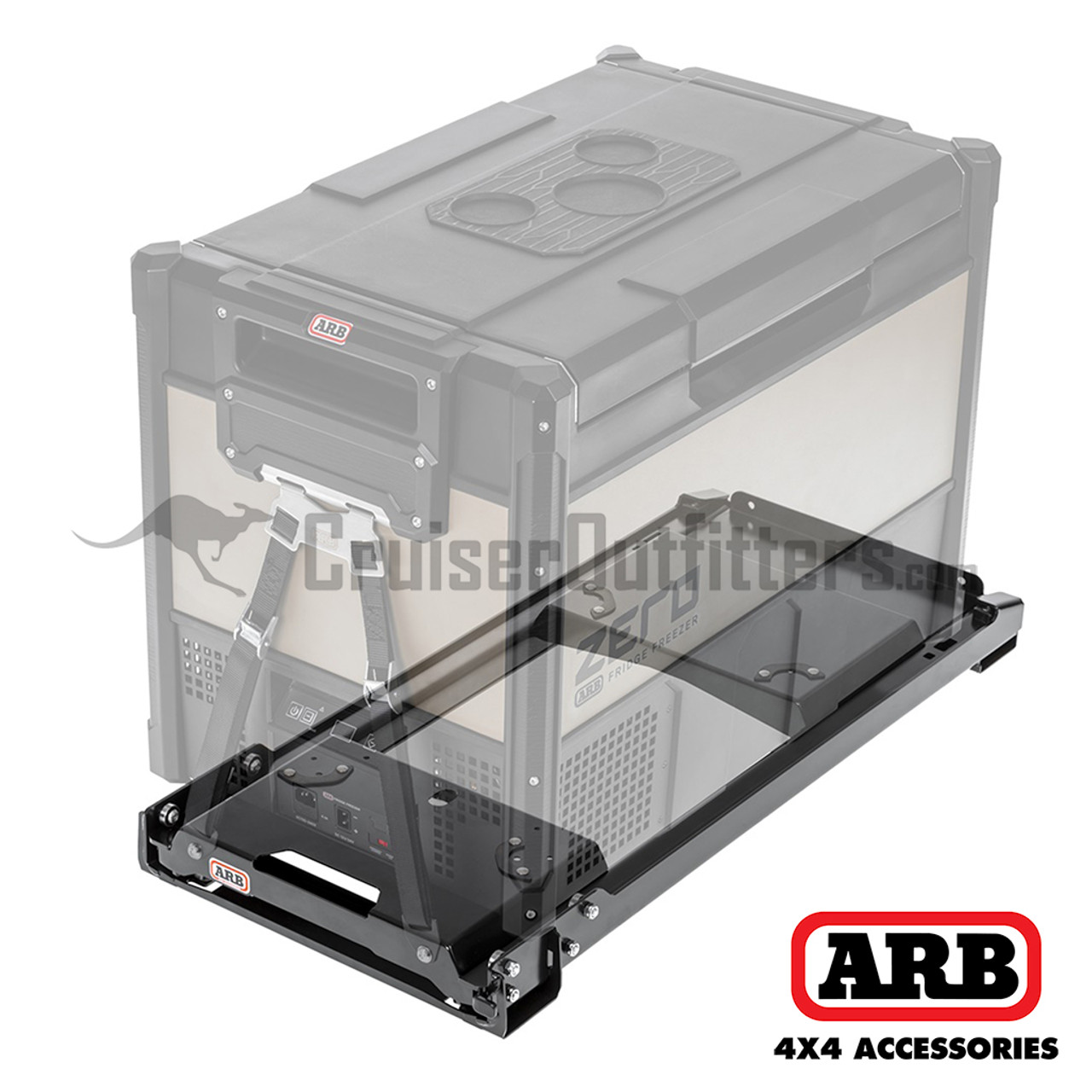 ARB Zero Fridge Slide 63QT, 73QT & 78QT (ARB10900048)