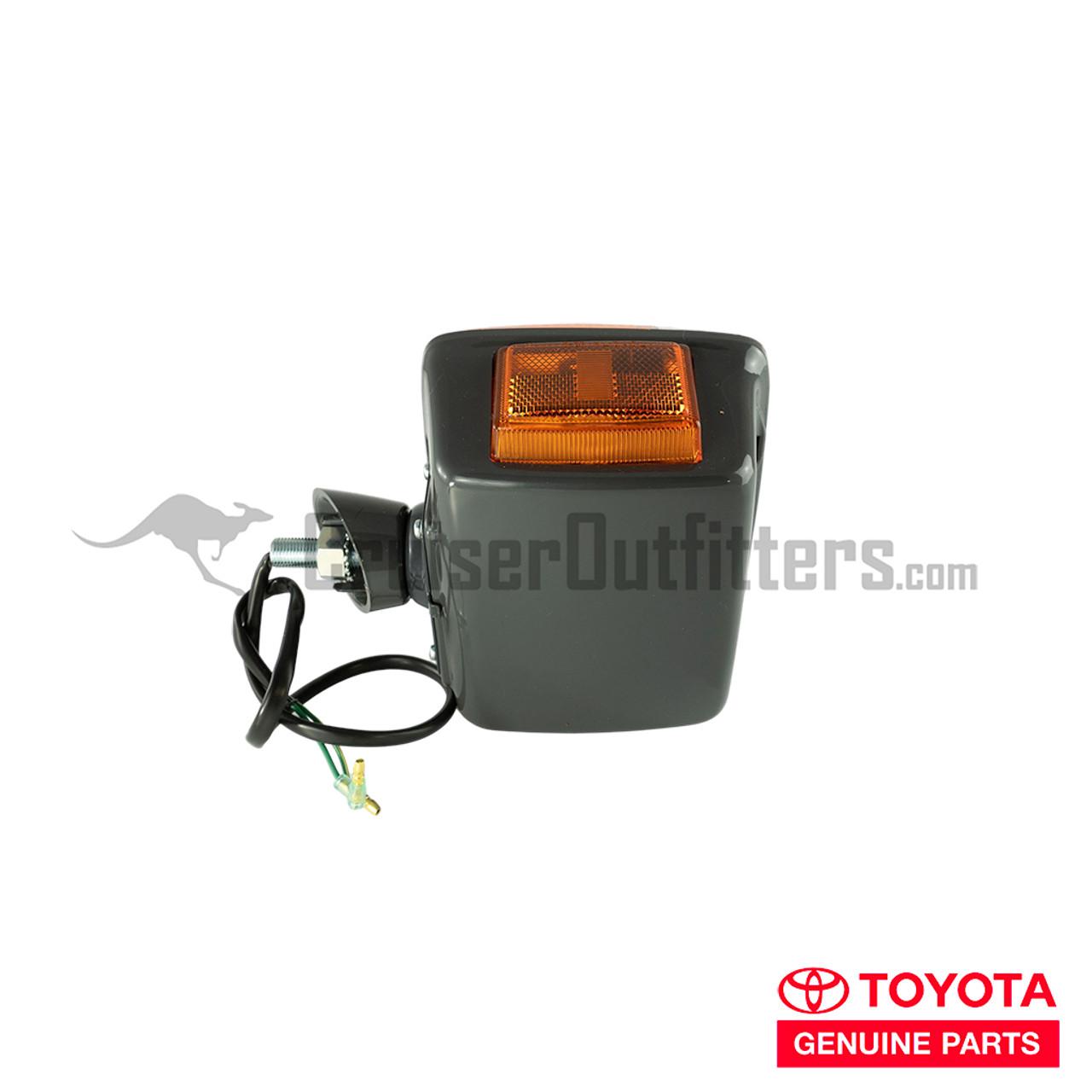 Front Turn Signal Assembly - OEM Toyota - Fits 4x LH (LT69035LOEM)