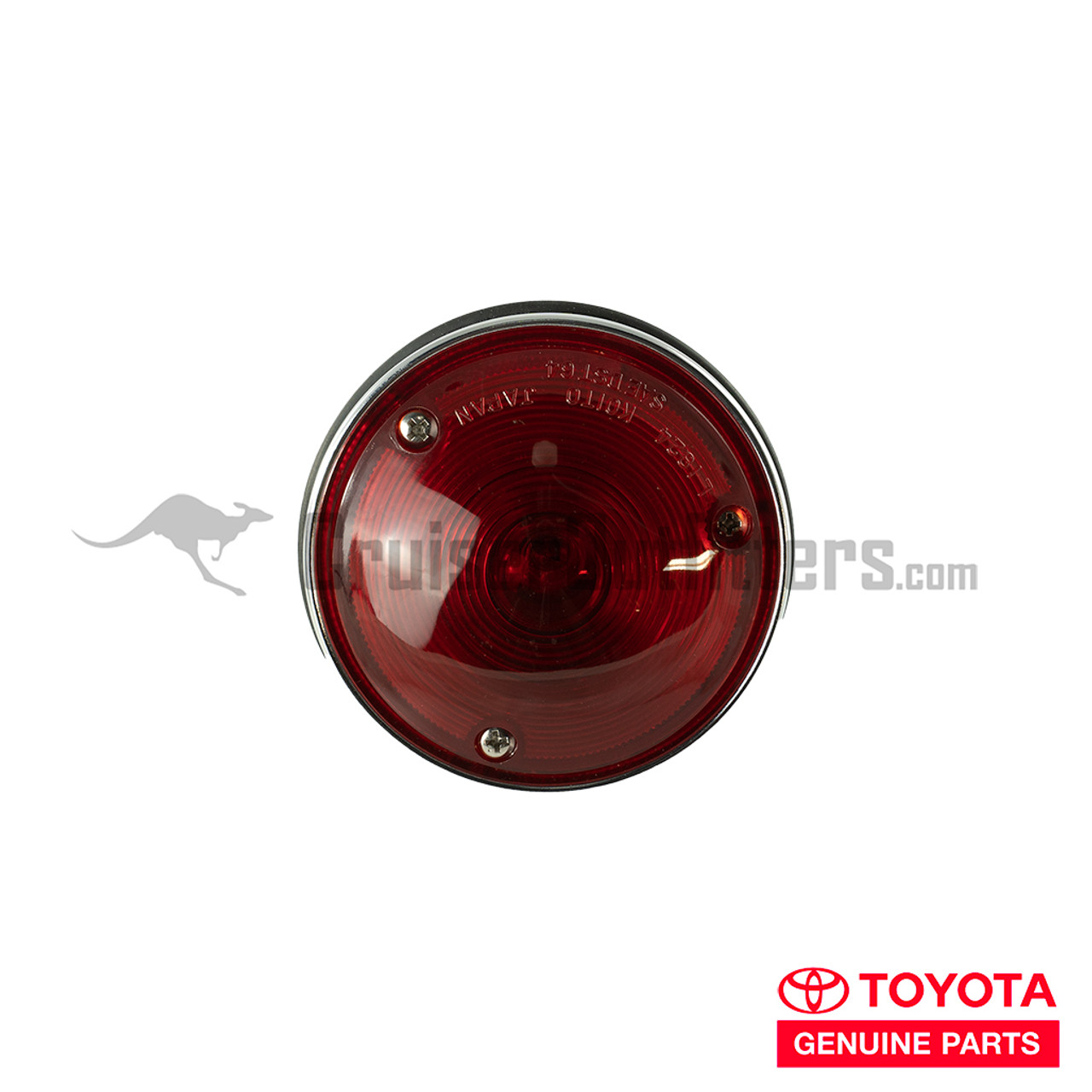 Round Tail Light (Small Diameter) - OEM Toyota - Fits 4x Series (TL60011)