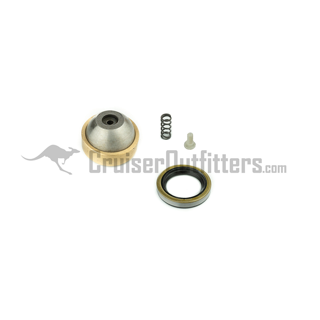 Universal Joint CV Ball Kit - Japanese - Fits LC/HiLux CV Shaft (1 Required per Shaft) (UJCVBALL)