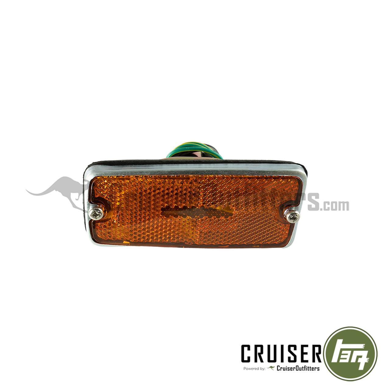Sidemarker Light - Aftermarket - Fits FJ40 LH (SMLTF60010L)