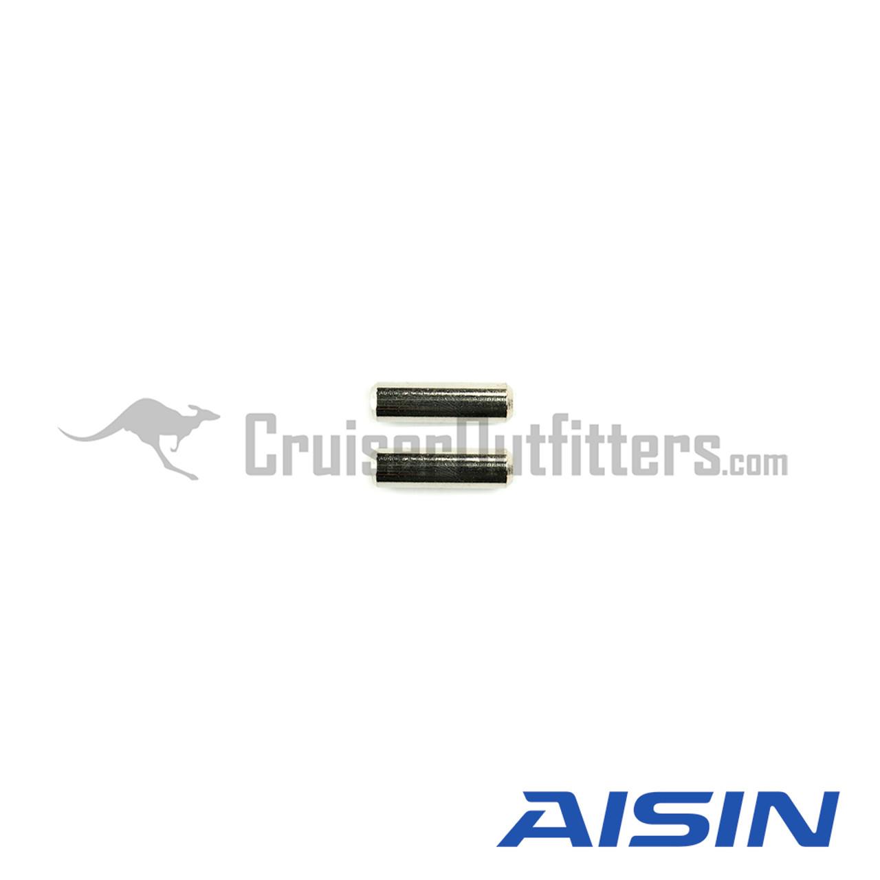 Hub Dowel Pin (Set of 2) - AISIN - Fits (HUB07057KIT)