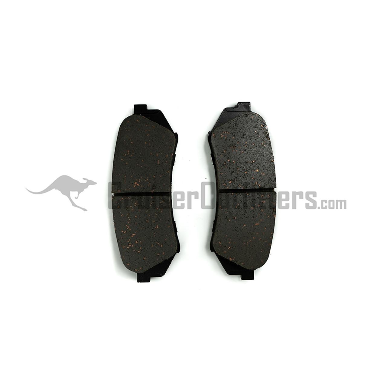 BRAD0773 - Rear Brake Pads - Fits 1998 - 2007 100 Series