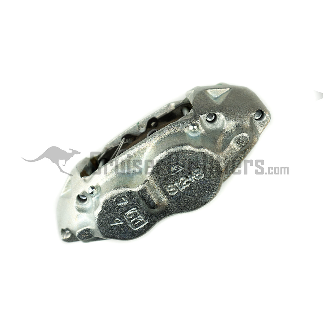 BRC60021LOAD - Front Loaded Caliper Set - Fits 9/1975-1/1990 4x/5x/6x/7x with Factory Front Disc Brakes