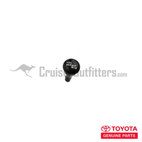 Transfer Case Shift Knob - OEM Toyota - Fits (INT60020)