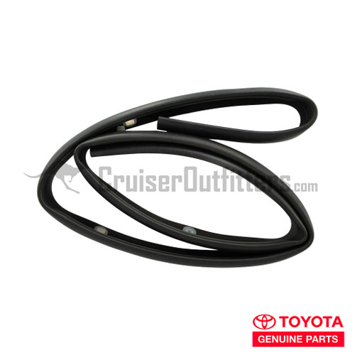 Hood to Cowl Seal - OEM Toyota - Fits 7x Series (WS53383)
