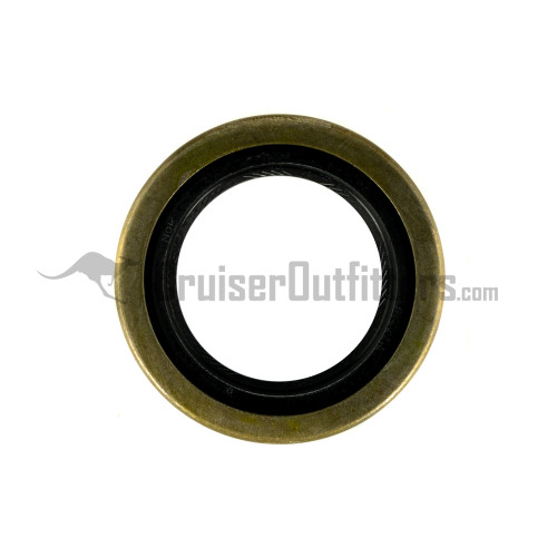 Inner Axle Seal - Front - Fits 1/1990 - 1/1998 80/81 Series & LX4508x Series (FA35010)