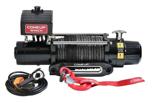 ComeUp DV-9s, 12V Winch