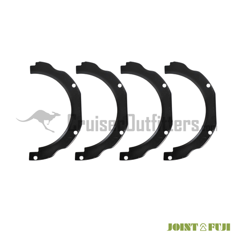 Front Axle Shim & Gasket Kit - Fits 1990 - 1997 8x/450 Series (FA60050)