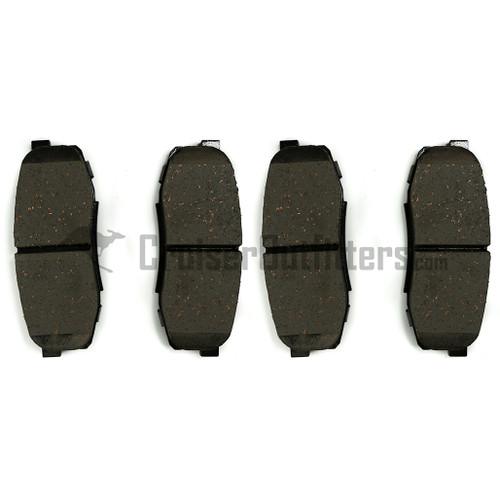 BRAD1304 - Rear Brake Pads - Fits 2008+ 200 Series