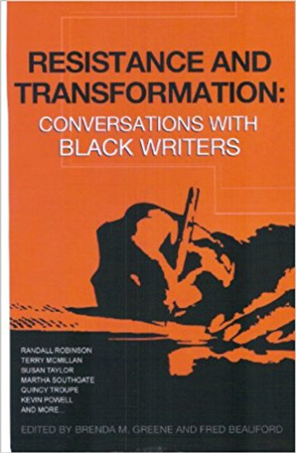 1: Resistance and Transformation: Conversations with Black Writers