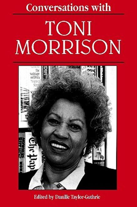 Conversations With Toni Morrison (Literary Conversations)