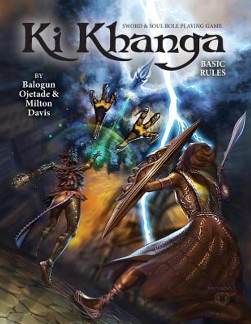 Ki Khanga Sword and Soul Role Playing Game: Basic Rules