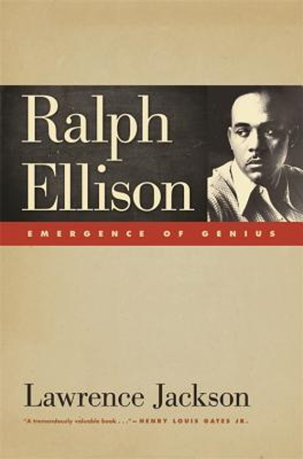 Ralph Ellison: Emergence of Genius