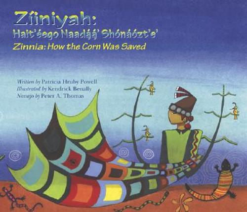 Zinnia: How the Corn Was Saved