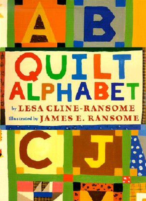 Quilt Alphabet (Leveled Books)