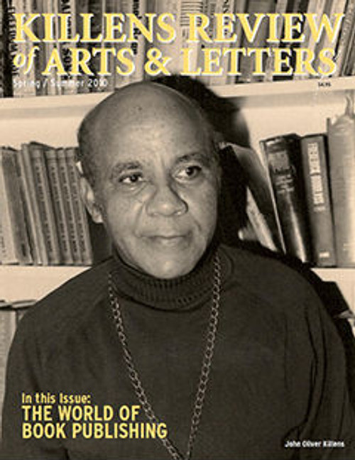 Killens Review of Arts & Letters (Spring / Summer 2010)