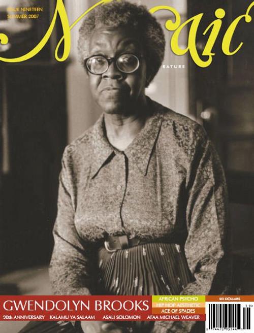Mosaic Literary Magazine Issue #19