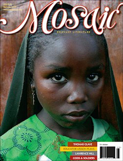 Mosaic Literary Magazine Issue #24