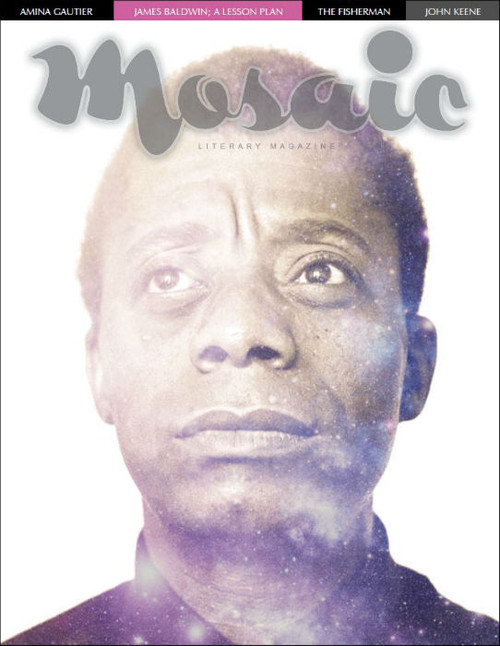 Mosaic Literary Magazine Issue #38