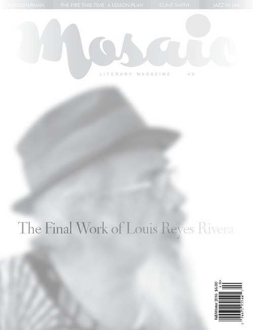 Mosaic Literary Magazine Issue #40