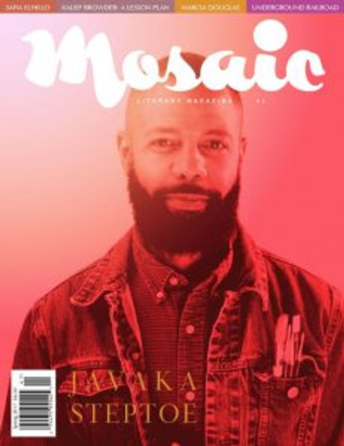 Mosaic Literary Magazine Issue #41